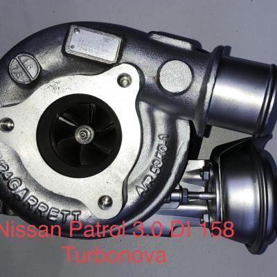 3.0 DI. Nissan