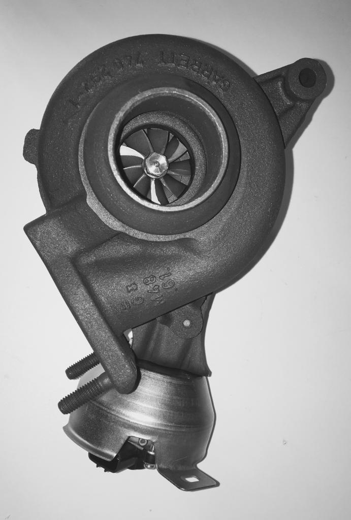 Turbo PSA : 2.0 HDI 136
